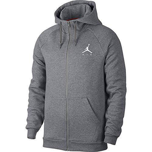 Nike Herren Jumpman Fz Jacke,mehrfarbig(carbon heather/White),XXL