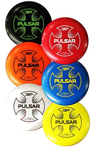 INNOVA Pulsar Ultimate Frisbee Disc Set of 6-175 Gram