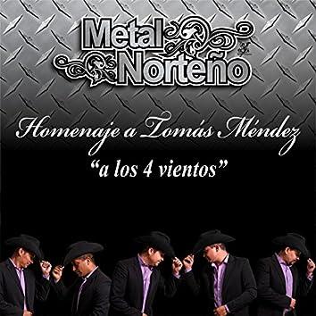 Homenaje a Tomas Mendez