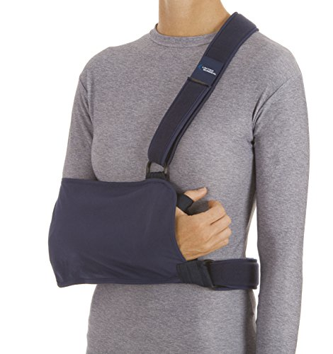 Health-Grade Deluxe Shoulder Immobilizer (Medium)