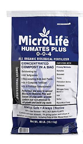 MicroLife Humates Plus 004 40 lb Bag
