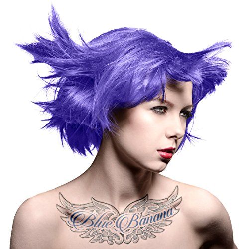 Manic Panic High Voltage Classic Cream Formula Colour Hair Dye (Electric Amethyst) by Manic Panic