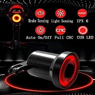 Xlite100 Smart Flashlight for Bicycle Light Bike Rear Light Auto Start/Stop Brake Sensing IPx6 Waterproof Cycling Tail Light