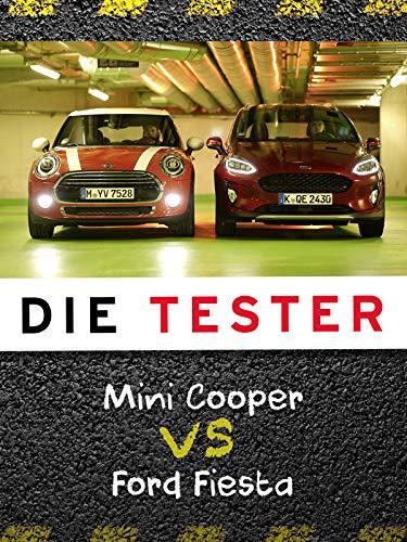 Die Tester: Mini Cooper vs. Ford Fiesta