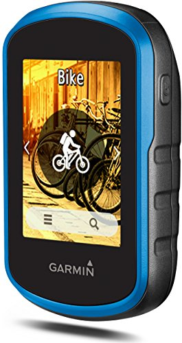 Garmin Etrex Touch 25T-Navigador GPS, Multicolor, Negro/Azul