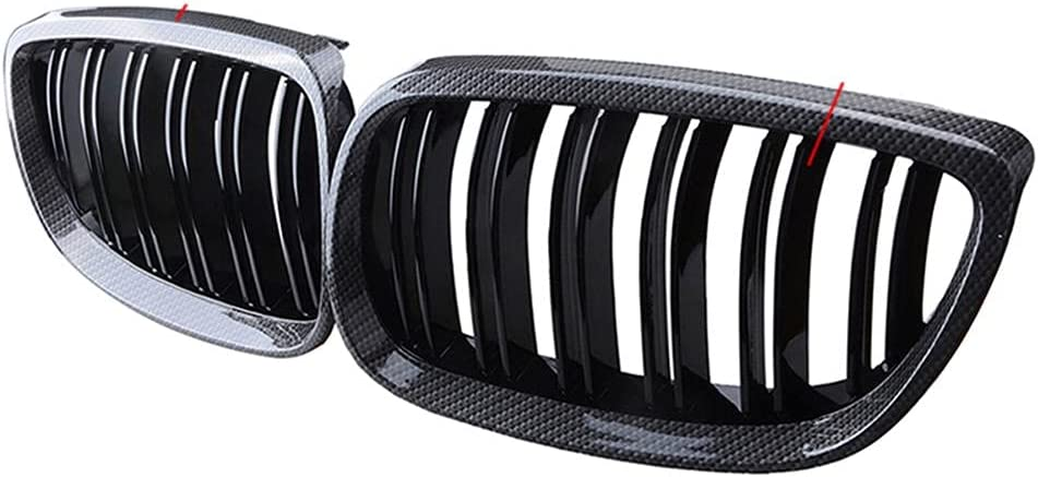 AFKEMEUN Car Front Hood Kidney Grille B for New Shipping Free Shipping Alternative dealer ? Bumper Grill Black