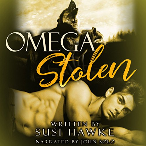 Omega Stolen audiobook cover art