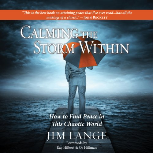 Calming the Storm Within audiobook cover art