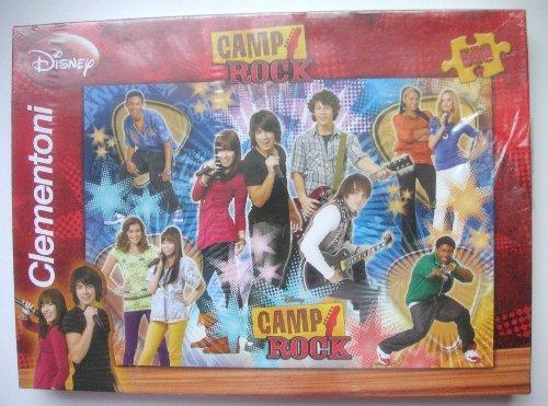 Clementoni 302925- Puzzle de Camp Rock (500 Piezas)