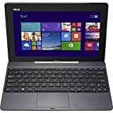 Asus Transformer Book T100TA-C1-GR-B 10.1-Inch 2-in-1 Tablet Netbook with Keyboard (2GB | 64GB | 1 Year Office 365 | Windows 10 Ready)