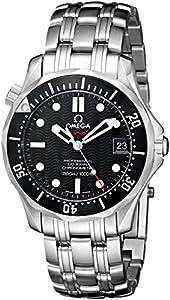 Omega Men's 212.30.36.20.01.001 Seamaster 300M Chrono Diver Black Dial Watch image