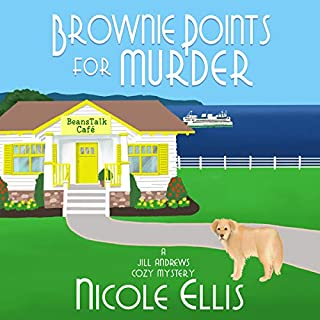 Brownie Points for Murder     A Jill Andrews Cozy Mystery, Book 1              By:                                                                                                                                 Nicole Ellis                               Narrated by:                                                                                                                                 Liz Krane                      Length: 6 hrs and 29 mins     Not rated yet     Overall 0.0