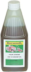 Lawnmower Horticultural Engine Oil Litre Sae