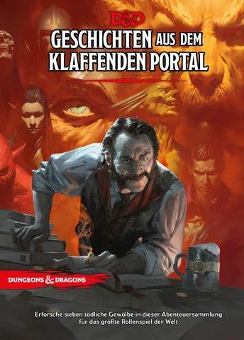 Dungeons & Dragons D&D Geschichten aus dem Klaffenden Portal (Deutsch) Hardcover