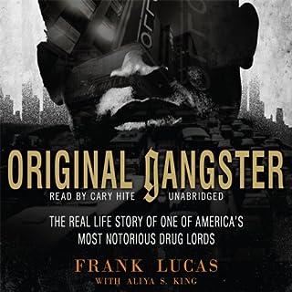 Original Gangster audiobook cover art