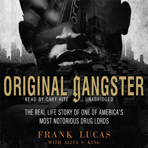 Original Gangster audiobook cover art