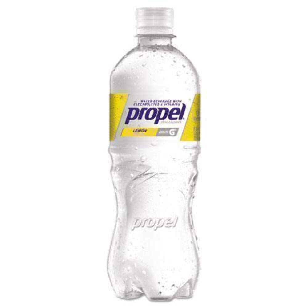 Propel Flavored Outstanding Water Lemon Bottle 24 New item Sold Carton 500mL As