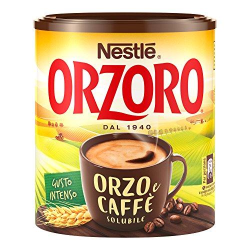 Nestlé Orzoro Orzo e Caffè Solubile, Barattolo, 120g