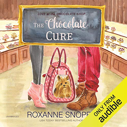 The Chocolate Cure cover art
