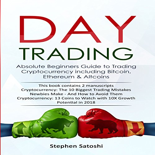 Day Trading: 2 Manuscripts cover art
