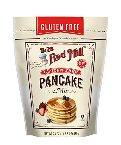 BOBS RED MILL Pancake Mix, 24 OZ