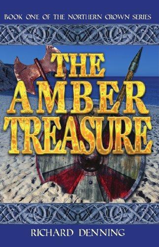 Book: The Amber Treasure (Northern Crown) by Richard John Denning