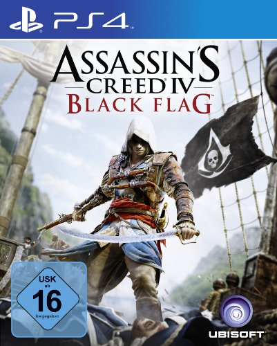 Assassin's Creed 4: Black Flag - Bonus Edition - [PlayStation 4]