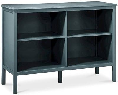 Amazon Comfort Products Small Modern Bookshelf Oak Kitchen