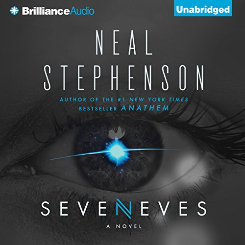 Seveneves     A Novel              Auteur(s):                                                                                                                                 Neal Stephenson                               Narrateur(s):                                                                                                                                 Mary Robinette Kowal,                                                                                        Will Damron                      Durée: 31 h et 55 min     134 évaluations     Au global 4,3