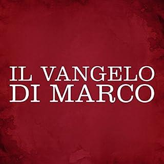 Vangelo di Marco copertina
