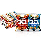 Doritos 3D Crunch is a new, unique snack with intense crunch and bold twists on fan-favorite flavors – a whole new way to experience Doritos Includes 36 (0.625 oz) bags of Doritos 3D Crunch – 18 bags each of Chili Cheese Nacho flavored corn snacks an...