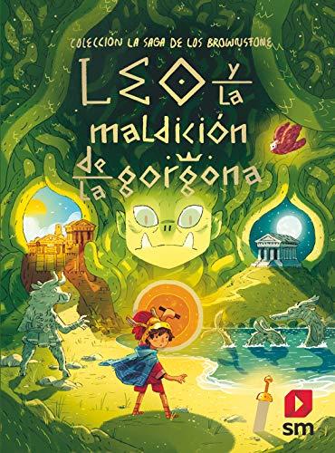 Leo y la maldición de la Gorgona (La saga de los Brownstone)