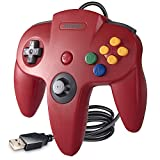 Retro Classic USB Controller for N64 Games,...