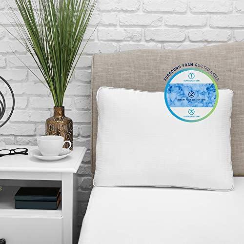 Top 10 Best gel pillows for sleeping cool Reviews