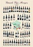 Educational - Bildung Französiche Weine - Grands Vins