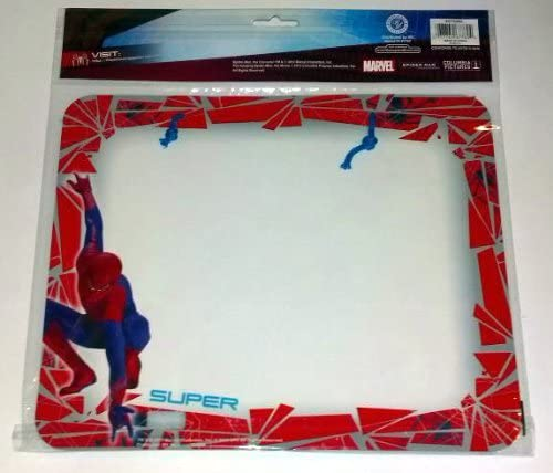 Spiderman Wipe Board Large special price Off Free Shipping New