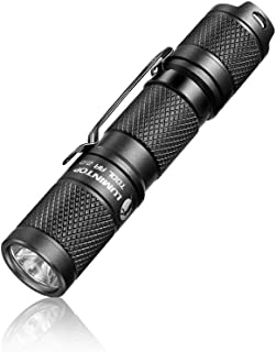 LUMINTOP TOOL AA 2.0 EDC Flashlight, Pocket-sized Keychain Flashlight, Super Bright 650 Lumens, 5 Modes with Mode Memory, IP68 Waterproof, Powered by One AA or 14500, for Camping Hiking Emergency
