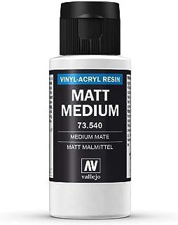Vallejo 73.540 Matt Medium Acrylic Color