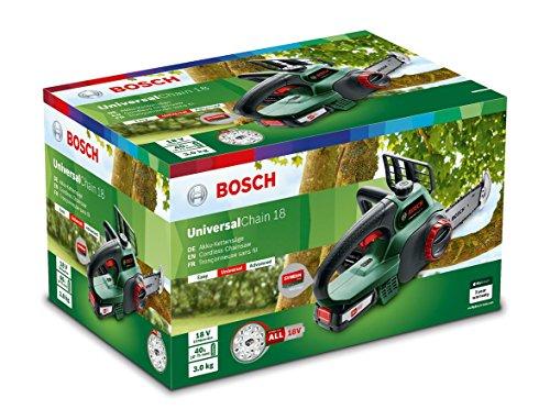 Bosch UniversalChain 18 Cordless Chainsaw