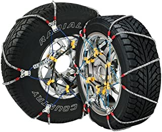 Security Chain Company SZ119 Super Z6 Cable Tire Chain for Passenger Cars, Pickups, and SUVs - Set of 2