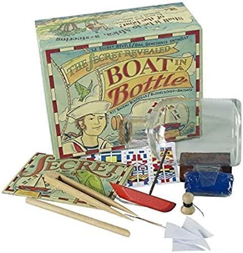 Authentic Models Boat in a Bottle Kit boat kit by Authentic Models