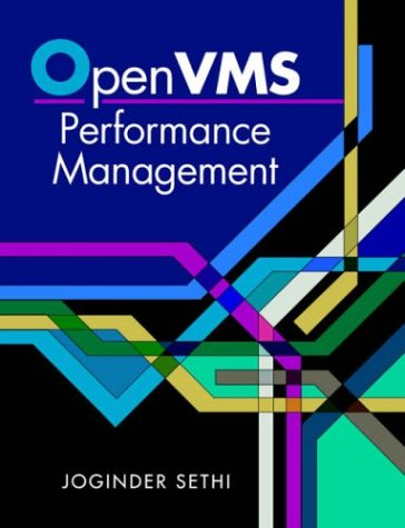 OpenVMS Performance Management (HP Technologies)