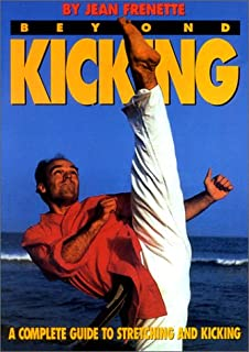 martial arts kicking jeans