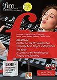 Die Stimme - Einblicke in die physiologischen Vorgänge beim Singen und Sprechen (PC + MAC) - Bernhard Richter
