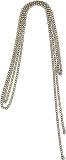 Baoblaze 10 Yards Cha/îne de Perle Boule dacier Inoxydable pour largent De Bricolage Bijoux de 1.5mm Argent