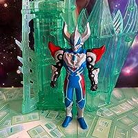 ウルトラヒーロー500シリーズ ソフビ 人形 フィギュア ウルトラマン SD ウルトラマンジード マグニフィセント
