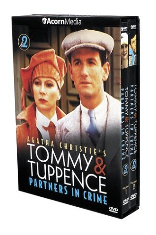Agatha Christie's Partners in Crime - Tommy & Tuppence, Set 2