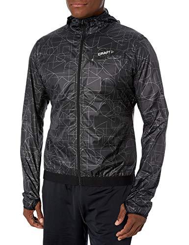 Craft heren lm WIND JKT M p shapes-bla XL jas, zwart