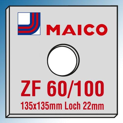Original Maico Filtermatten ZF 60/100 (5er Packung)