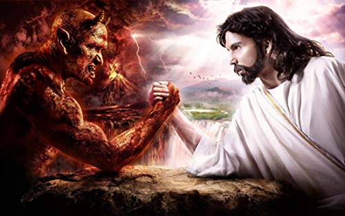 Puzzles Rompecabezas Jesus